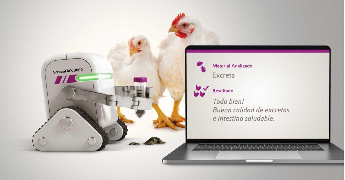 Fácil monitoreo de la salud y el estado microbiano de las ...